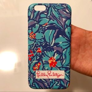 Lilly Pulitzer phone case iPhone 6